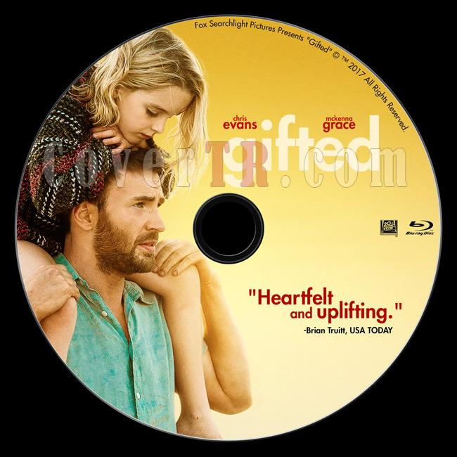Gifted (Deha) - Custom Bluray Label - English [2017]-2jpg