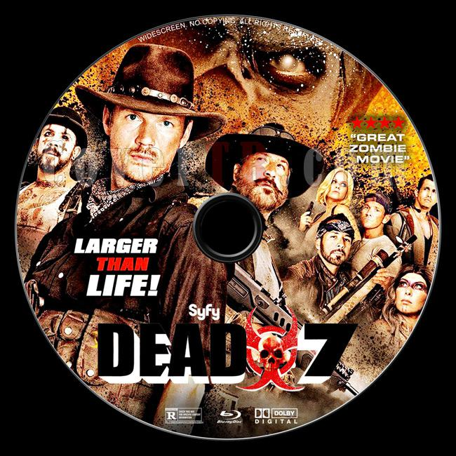 Dead 7 - Custom Bluray Label - English [2016]-03jpg
