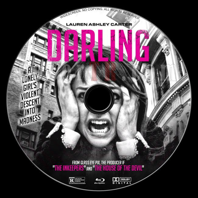 Darling - Custom Bluray Label - English [2015]-03jpg