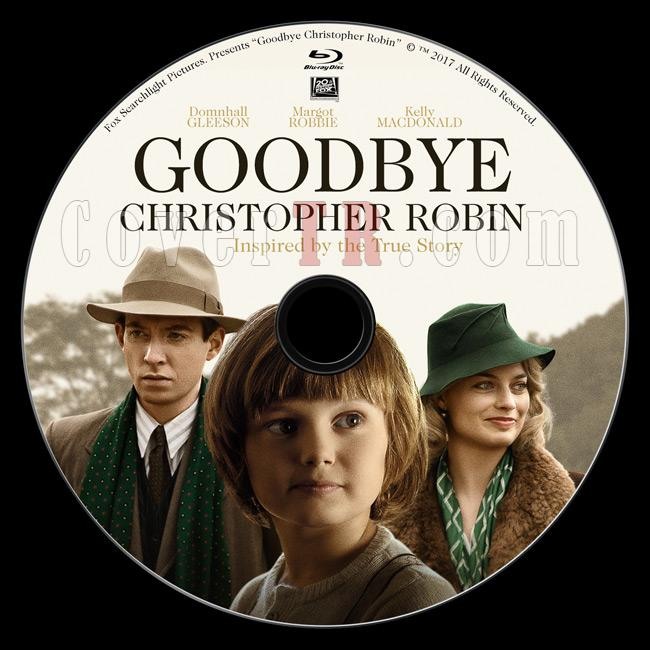 Goodbye Christopher Robin - Custom Bluray Label - English [2018]-03jpg