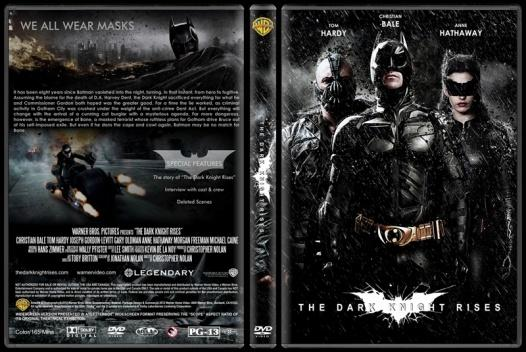 The Dark Knight Rises (Kara Şövalye Yükseliyor) - Custom Dvd Cover - English [2012]-dark-knight-rises-custom-dvd-cover-english-rd-cd-pjpg