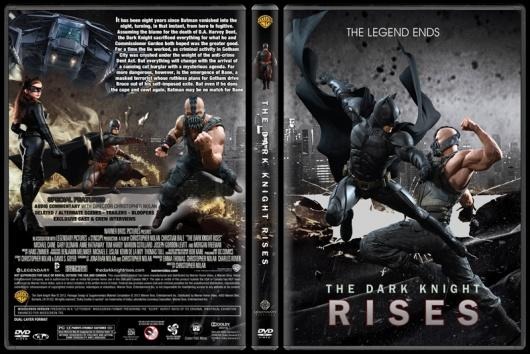 The Dark Knight Rises (Kara Şövalye Yükseliyor) - Custom Dvd Cover - English [2012]-dark-knight-rises-picjpg