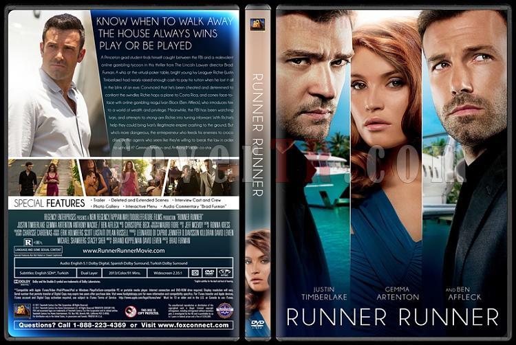 Runner Runner  (Büyük Kumar) - Custom Dvd Cover - English [2013]-runner-runner-izlemejpg