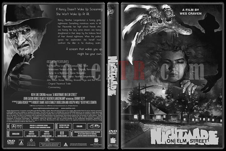 A Nightmare on Elm Street - Custom Dvd Cover - English [1984]-nightmare-elm-street-ctrjpg