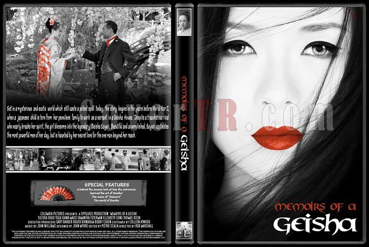 Memoirs Of A Geisha (Bir Geyşanın Anıları) - Custom Dvd Cover - English [2005]-memoirs-geisha-bir-geysanin-anilari-custom-dvd-cover-english-2005jpg