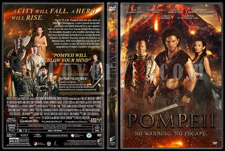 Pompeii - Custom Dvd Cover - English [2014]-pompeii-prevjpg