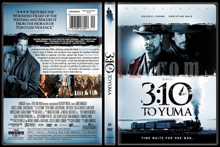 3:10 to Yuma - Custom Dvd Cover - English [2007]-3-10-yumajpg