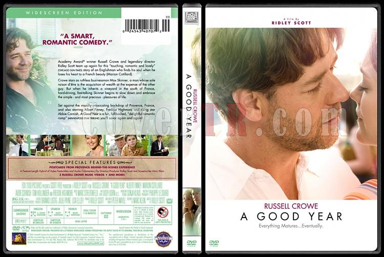 A Good Year - Custom Dvd Cover - English [2006]-good-yearjpg