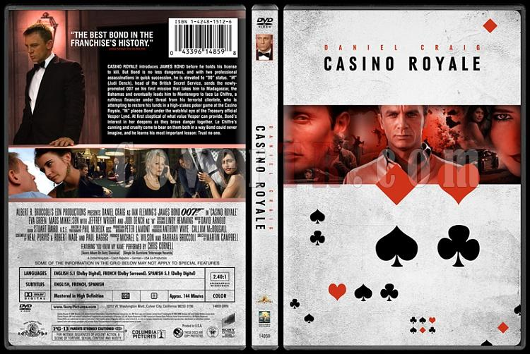 Casino Royale - Custom Dvd Cover - English [2006]-casino-royale-dvdjpg