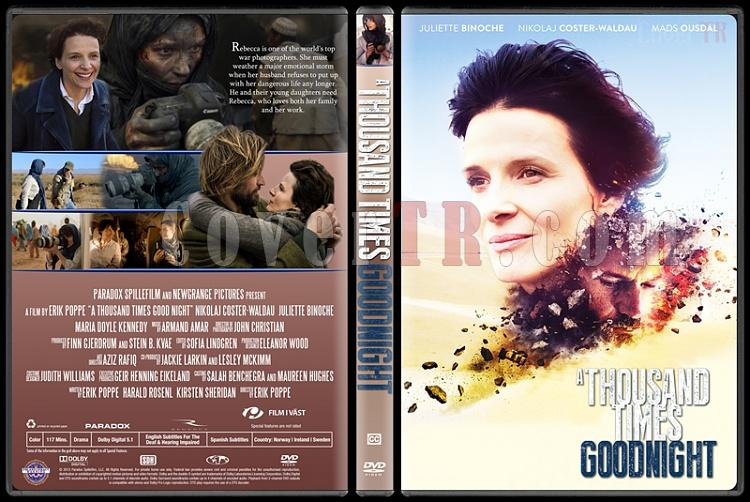 A Thousand Times Good Night - Custom Dvd Cover - English [2013]-thousand-times-good-nightjpg
