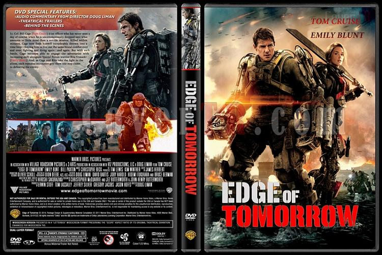 Edge of Tomorrow - Custom Dvd Cover - English [2014]-edge-tomorrow-picjpg