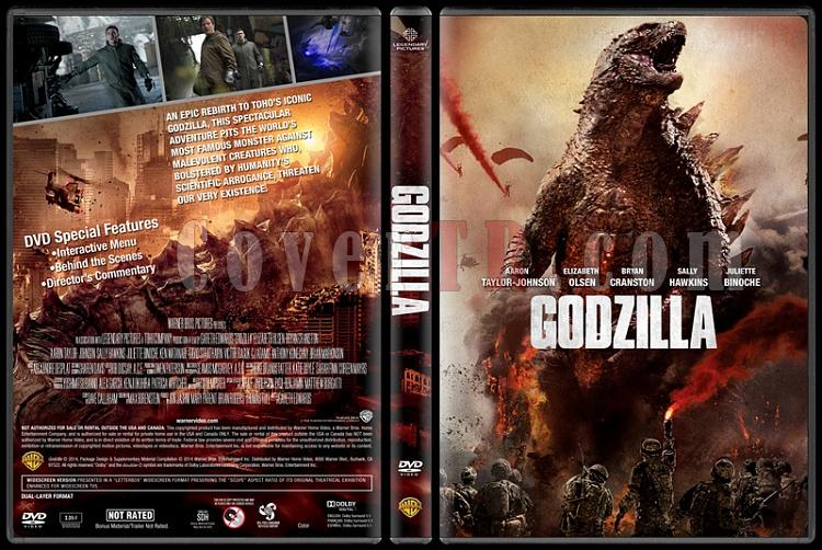 Godzilla - Custom Dvd Cover - English [2014]-godzillapjpg