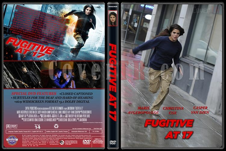 Fugitive at 17 - Custom Dvd Cover - English [2012]-standardjpg