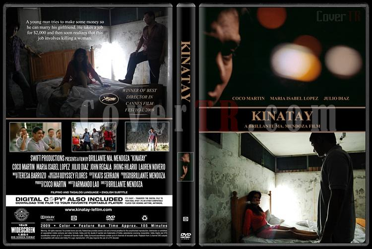 Kinatay - Custom Dvd Cover - English [2009]-standardjpg