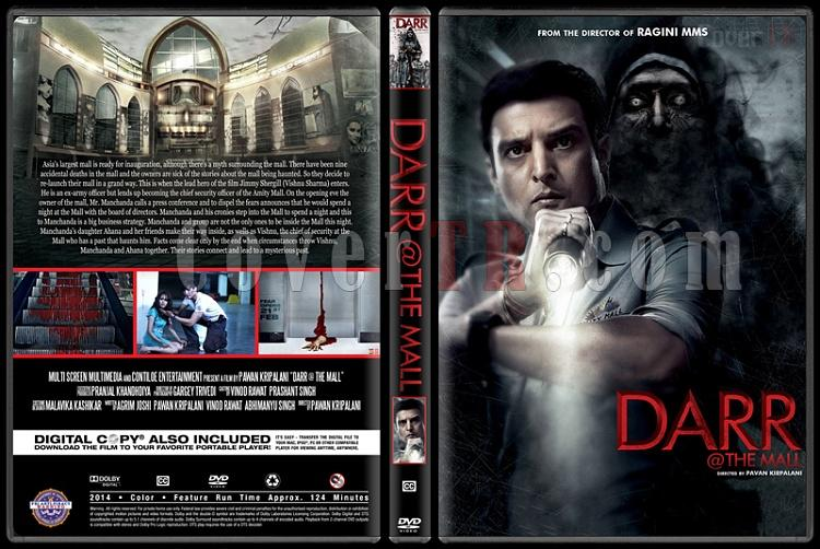 Darr @ the Mall - Custom Dvd Cover - English [2014]-standardjpg