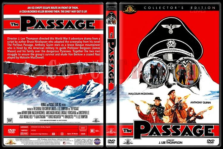 The Passage Gecit Custom Dvd Cover English 1979 Covertr