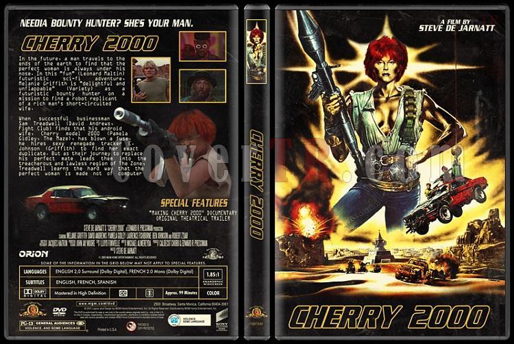 Cherry 2000 - Custom Dvd Cover - English [1987]-cherry_2000jpg