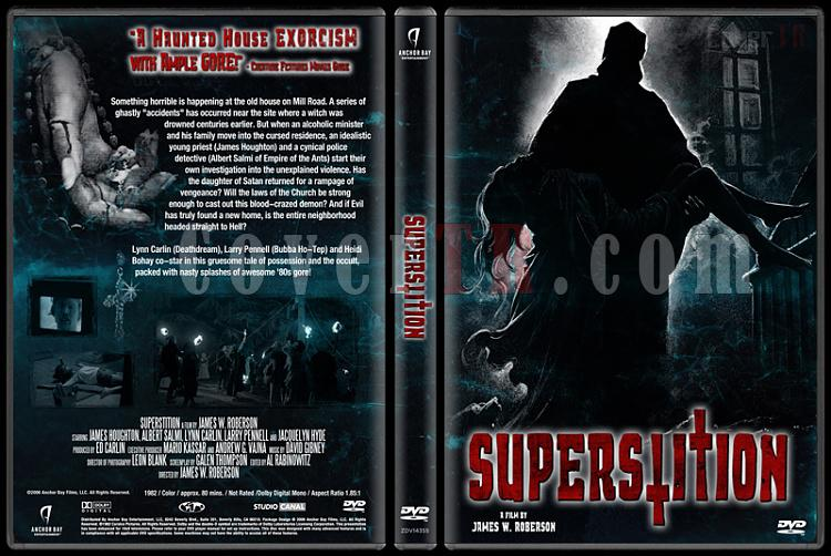Superstition - Custom Dvd Cover - English [1982]-superstition_v1jpg