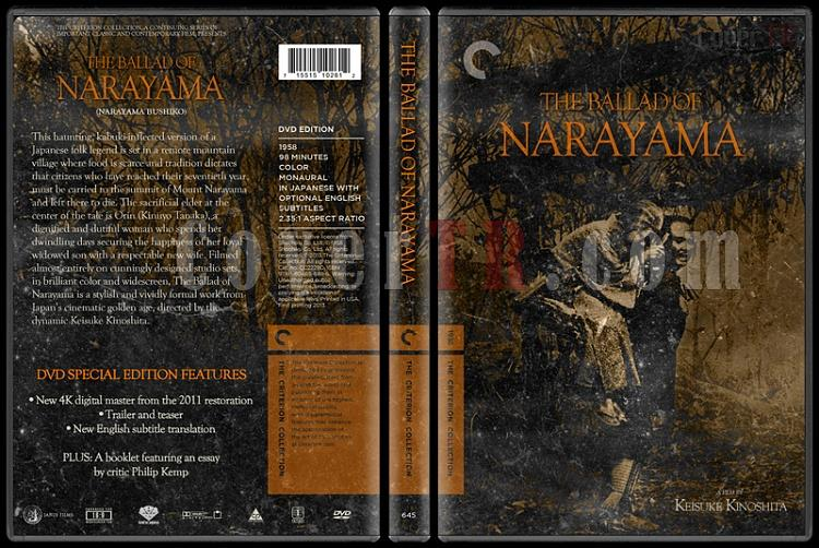 The Ballad of Narayama - Custom Dvd Cover - English [1958]-the_ballad_of_narayamajpg