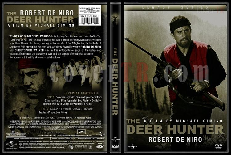 The Deer Hunter (Avcı) - Custom Dvd Cover  - English [1978]-the_deer_hunterjpg