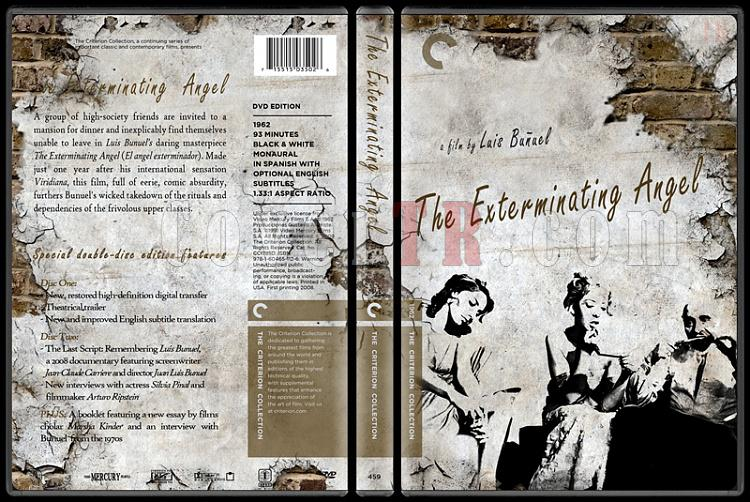 The Exterminating Angel - Custom Dvd Cover - English [1962]-the_exterminating_angel_newjpg