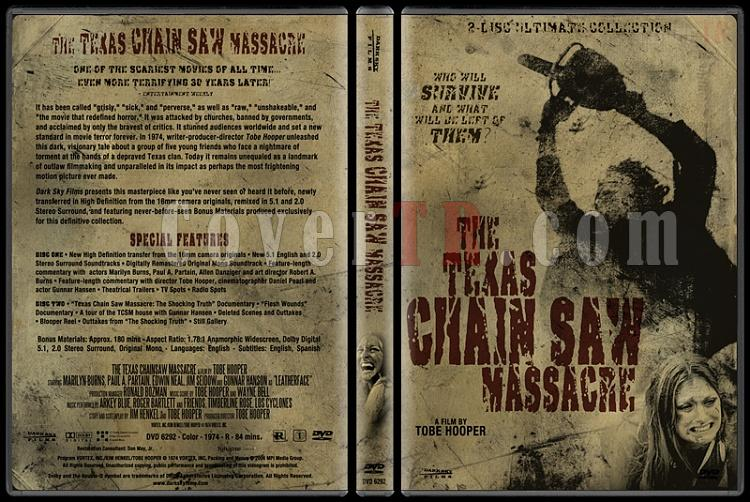 The Texas Chain Saw Massacre (İnsan Eti) - Custom Dvd Cover - English [1974]-the_texas_chain_saw_massacrejpg