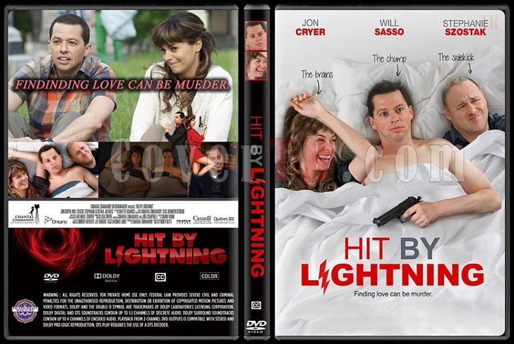 Hit by Lightning - Custom Dvd Cover - English [2014]-standardjpg