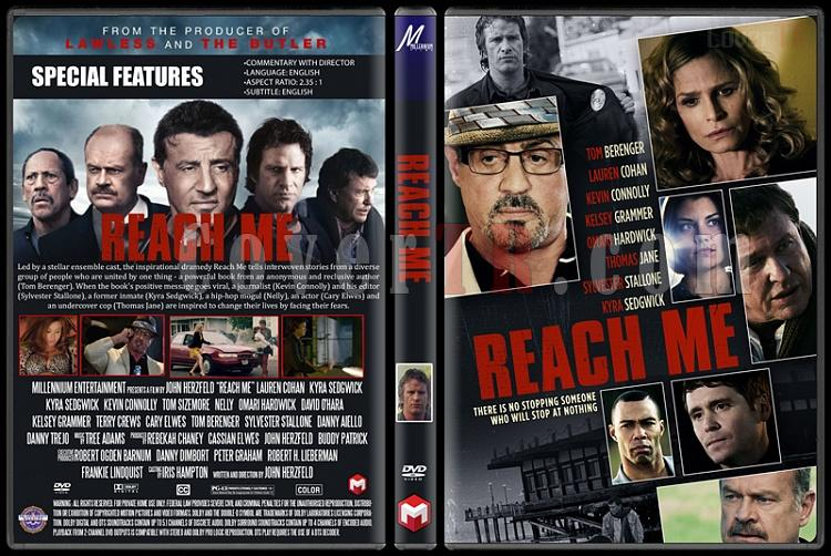 Reach Me - Custom Dvd Cover - English [2014]-standardjpg