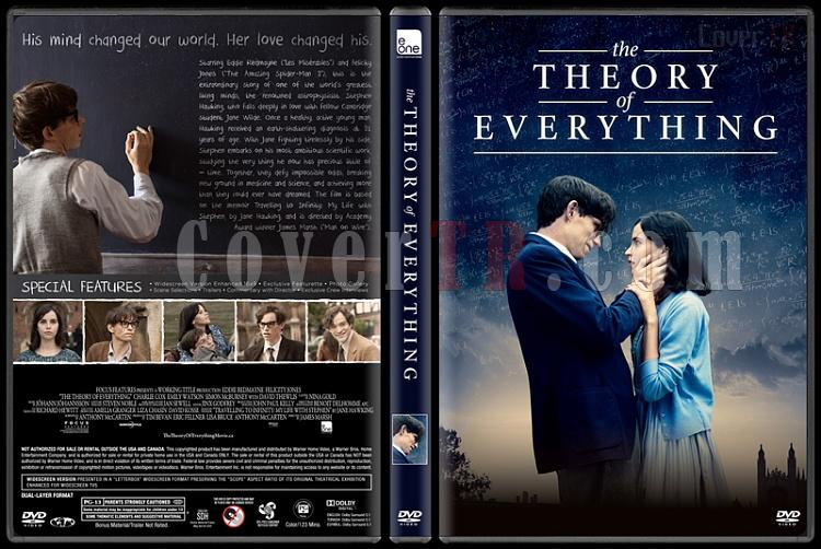 The Theory of Everything (Her Şeyin Teorisi) - Custom Dvd Cover - English [2014]-theory-everythingjpg