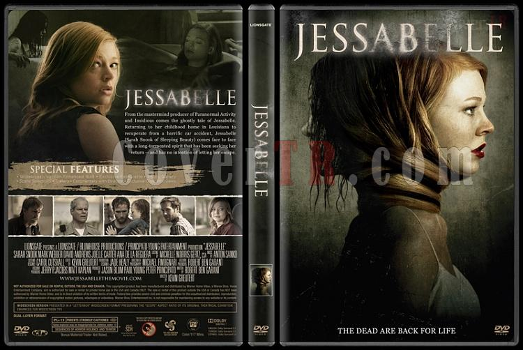 Jessabelle - Custom Dvd Cover - English [2014]-jessabellejpg