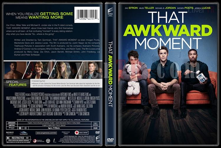 That Awkward Moment - Custom Dvd Cover - English [2014]-awkward-momentjpg