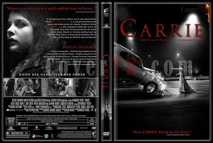 Carrie - Custom Dvd Cover - English [2013]-carrie-dvd-coverjpg