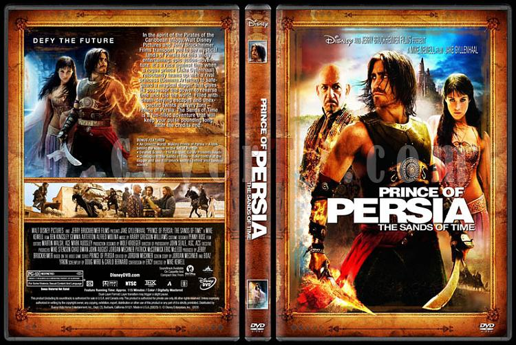 Prince of Persia: The Sands of Time - Custom Dvd Cover - English [2010]-prince_of_persiajpg