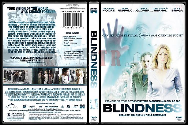 Blindness - Custom Dvd Cover - English [2008]-blindness0jpg