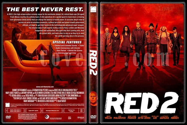 Red 2 - Custom Dvd Cover - English [2013]-red-2-v1jpg