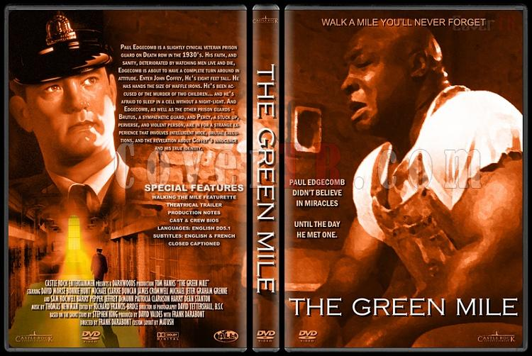 The Green Mile Custom Dvd Cover English 1999 Covertr
