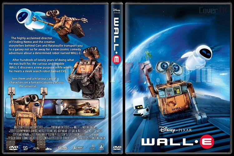 WALL-E - Custom Dvd Cover - English [2008]-wall-e0jpg