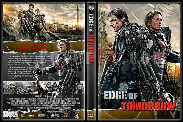 Edge of Tomorrow - Custom Dvd Cover - English [2014]-edge_of_tomorrow0jpg
