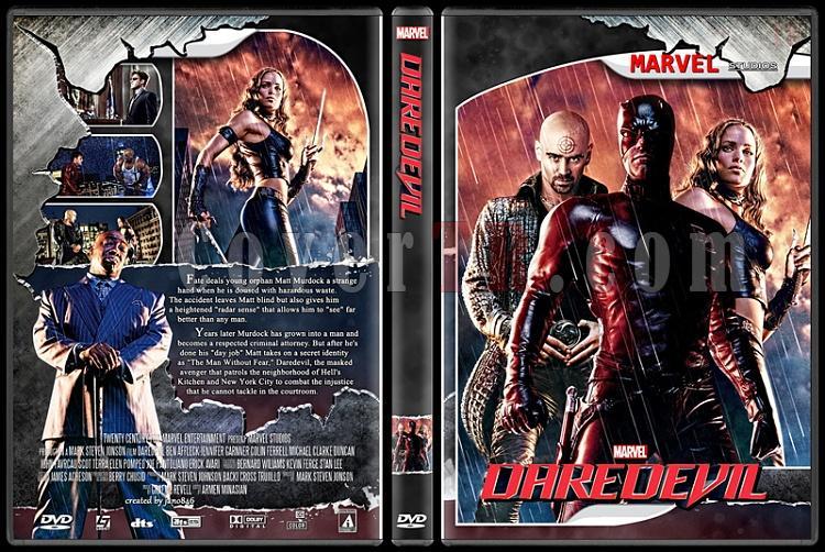 Daredevil - Custom Dvd Cover - English [2003]-daredeviljpg