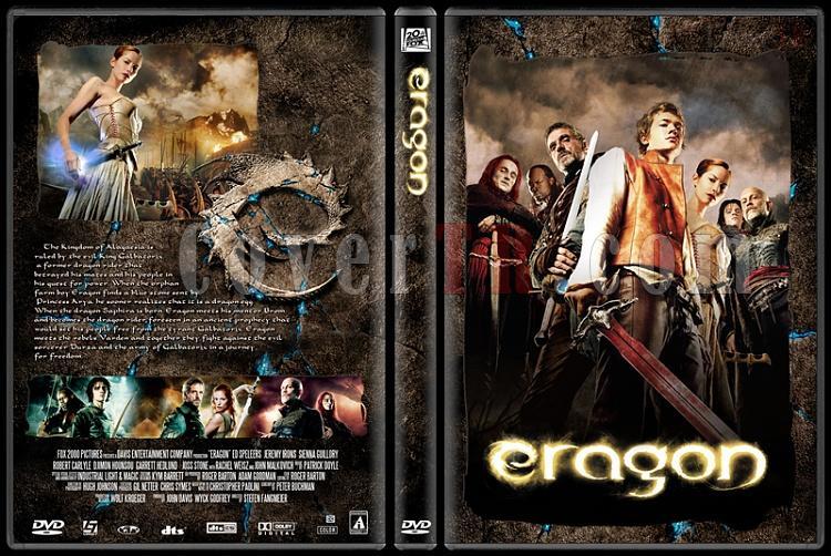 Eragon - Custom Dvd Cover - English [2006]-eragonjpg