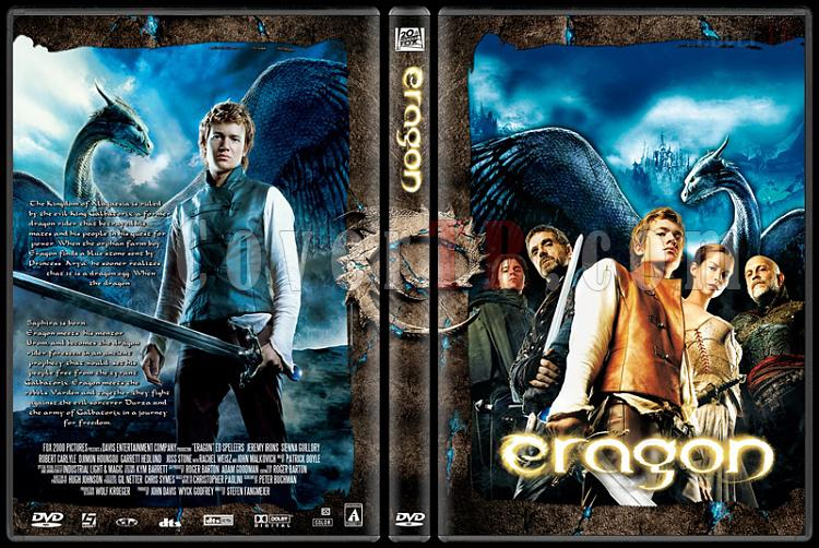 Eragon - Custom Dvd Cover - English [2006]-eragon_bookjpg