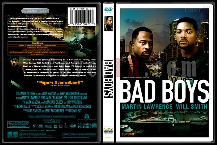 Bad Boys - Custom Dvd Cover - English [1995]-bad_boysjpg