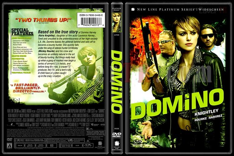 Domino - Custom Dvd Cover - English [2005]-dominobunnydojojpg