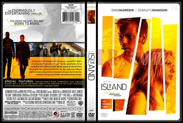 The Island - Custom Dvd Cover - English [2005]-island-bunnydojojpg