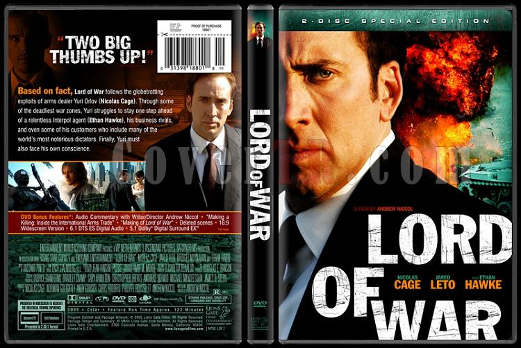 Lord of War - Custom Dvd Cover - English [2005]-lordofwardvdbunnydojojpg