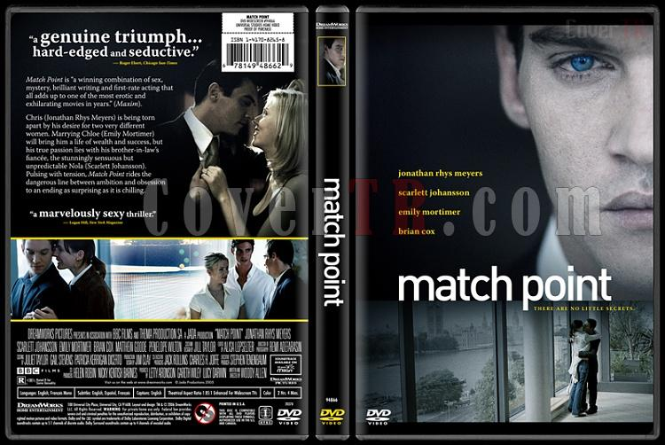 Match Point - Custom Dvd Cover - English [2005]-matchpointdvdbunnydojojpg