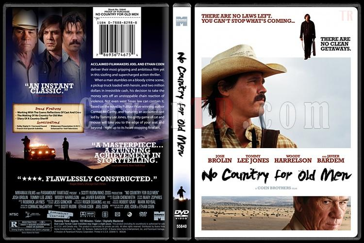 No Country for Old Men - Custom Dvd Cover - English [2007]-nocountrydvdbunnydojojpg