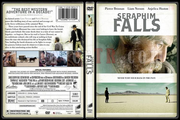 Seraphim Falls - Custom Dvd Cover - English [2006]-seraphimfallsbunnydojojpg