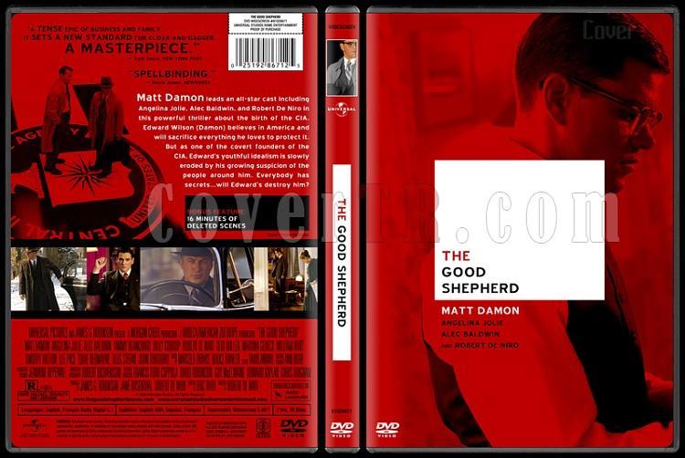 The Good Shepherd - Custom Dvd Cover - English [2006]-thegoodshepherdbunnydojojpg