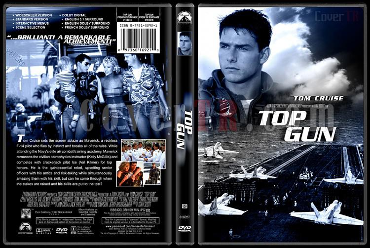Top Gun - Custom Dvd Cover - English [1986]-topgunbunnydojojpg